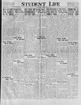 Student Life, April 12, 1929, Vol. 27, No. 23