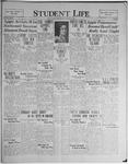 Student Life, November 27, 1929, Vol. 28, No. 9