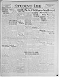 Student Life, December 18, 1929, Vol. 28, No. 11