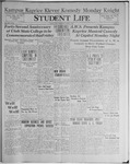Student Life, March 6, 1930, Vol. 28, No. 19