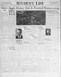 Student Life, October 10, 1930, Vol. 29, No. 2