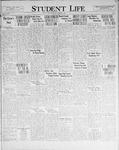 Student Life, October 23, 1930, Vol. 29, No. 3
