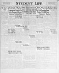 Student Life, November 20, 1930, Vol. 29, No. 7