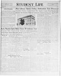 Student Life, December 4, 1930, Vol. 29, No. 8