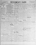 Student Life, January 13, 1931, Vol. 29, No. 10