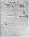 Student Life, November 19, 1931, Vol. 30, No. 6