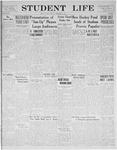 Student Life, December 11, 1931, Vol. 30, No. 7