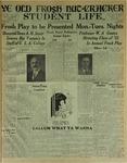 Student Life, March 3, 1932, Vol. 30, No. 14
