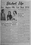 Student Life, November 13, 1952, Vol. 40, No. 8