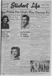 Student Life, November 20, 1952, Vol. 40, No. 9