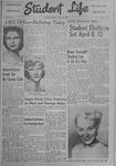 Student Life, March 26, 1953, Vol. 40, No. 22