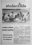 Student Life, September 30, 1970, Vol. 68, No. 2