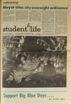 Student Life, October 2, 1970, Vol. 68, No. 3