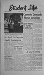Student Life, June 15, 1953, No. 2