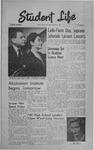 Student Life, June 22, 1953, No. 3
