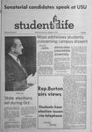 Student Life, October 9, 1970, Vol. 68, No. 6