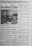 Student Life, October 12, 1970, Vol. 68, No. 7