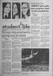 Student Life, October 16, 1970, Vol. 68, No. 9