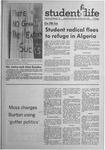 Student Life, October 23, 1970, Vol. 68, No. 12