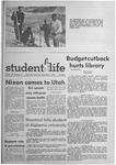 Student Life, November 2, 1970, Vol. 68, No. 16