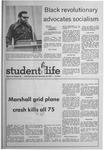 Student Life, November 18, 1970, Vol. 68, No. 23