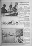 Student Life, December 2, 1970, Vol. 68, No. 28