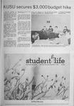 Student Life, December 7, 1970, Vol. 68, No. 30