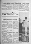 Student Life, January 8, 1971, Vol. 68, No. 34