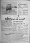 Student Life, January 18, 1971, Vol. 68, No. 38
