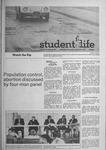 Student Life, January 22, 1971, Vol. 68, No. 40