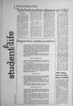 Student Life, February 3, 1971, Vol. 68, No. 45