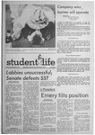 Student Life, March 26, 1971, Vol. 68, No. 63
