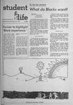 Student Life, March 31, 1971, Vol. 68, Vol. 65