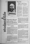 Student Life, April 2, 1971, Vol. 68, No. 66