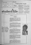 Student Life, April 5, 1971, Vol. 68, No. 67