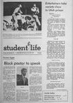 Student Life, April 28, 1971, Vol. 68, No. 77
