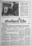 Student Life, May 3, 1971, Vol. 68, No. 79