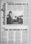 Student Life, June 21, 1971, Vol. 68, No. 92