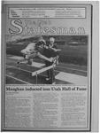 The Utah Statesman, November 11, 1983