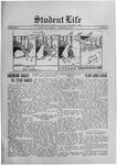 Student Life, November 13, 1914, Vol. 13, No. 8