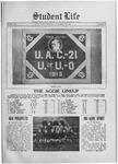 Student Life, November 26, 1914, Vol. 13, No. 10
