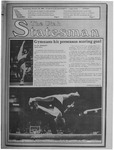 The Utah Statesman, January 18, 1984