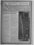 The Utah Statesman, January 20, 1984