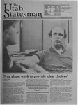 The Utah Statesman, March 23, 1984