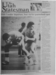 The Utah Statesman, March 26, 1984