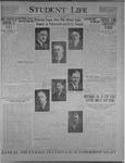 Student Life, January 20, 1922, Vol. 20, No. 15