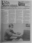 The Utah Statesman, March 30, 1984
