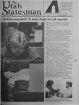 The Utah Statesman, April 2, 1984