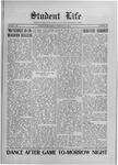 Student Life, February 5, 1915, Vol. 13, No. 18