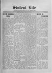 Student Life, February 12, 1915, Vol. 13, No. 19